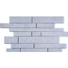 Palma grau  Mosaik Longcut