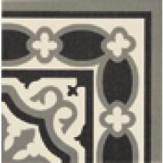 Victorian Ecke Florentin Weiss  20/20 cm