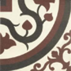 Originalmuster Ecke Victorian Deco