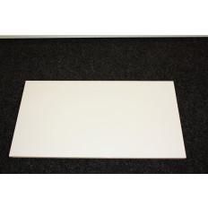 Bologna weiss glanz Wandplatte 304/608 mm